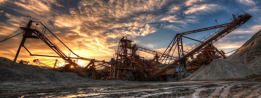 فرایند صنایع معدنی