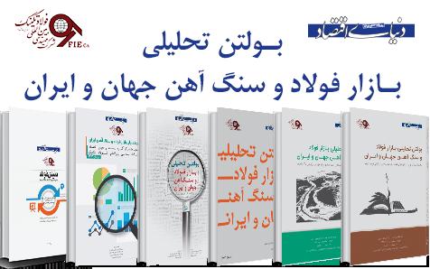 بولتن تحلیلی بازار فولاد و سنگ آهن ایران و جهان